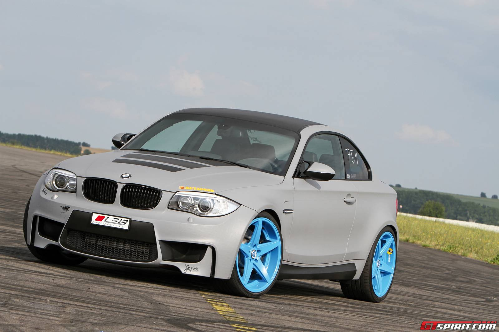 Official Leib Engineering BMW Series M Coupé GTspirit - Bmw 1 series m coupe