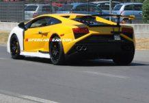 Spyshots: Final Lamborghini Gallardo Variant Spotted