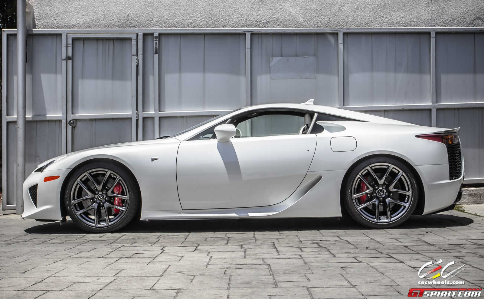 One Of The Worldu0027s Most Expensive, Rarest, And By Far The Most Exotic Car  Ever Pumped Out From The Land Of The Samurai (Japan), The Lexus LFA, ...