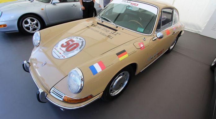 Porsche 911 at Goodwood 2013