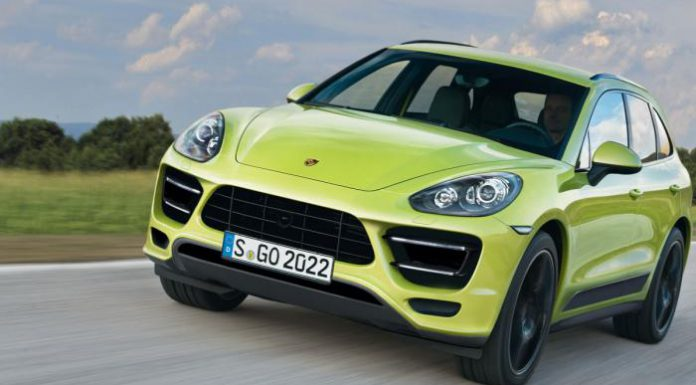 2014 Porsche Macan to Start Production in December
