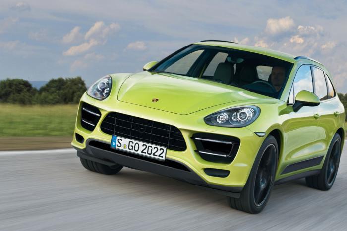2014 Porsche Macan to Start Production in December