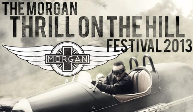 Morgan Thrill on the Hill Festival