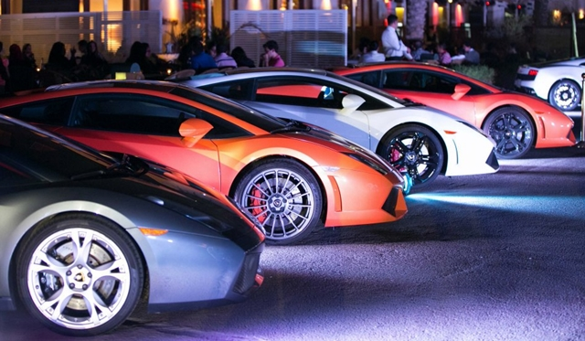 Gallery: Superior Automotive Cars & Coffee in Jeddah