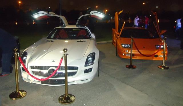 Gallery: Superior Automotive Cars & Coffee in Riyadh