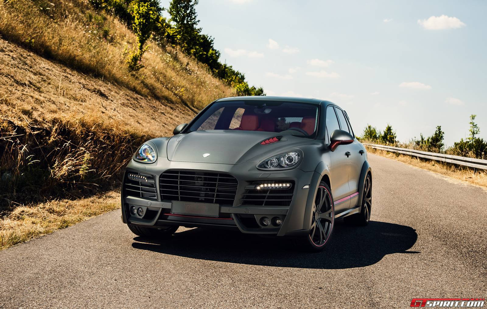 Gallery Techart Magnum Cayenne Turbo S Gtspirit