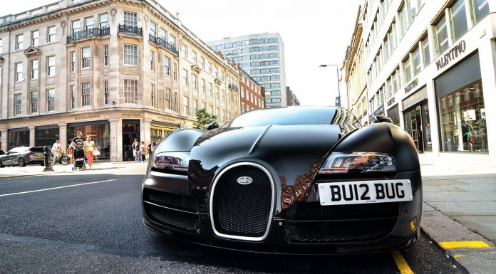 The Best of London's Supercars 2013