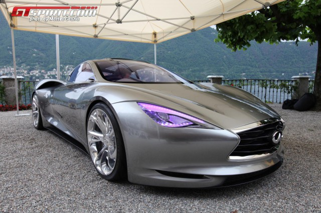 Infiniti Supercar Coming by 2018