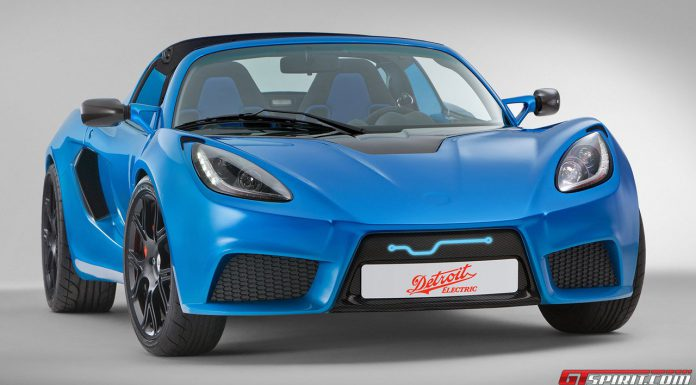 Bad Luck U.S.A, First Units Detroit Electric SP:01 to be Built in Holland