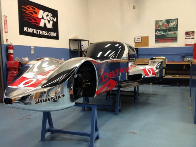 Three Examples of Nissan Deltawing to be Sold
