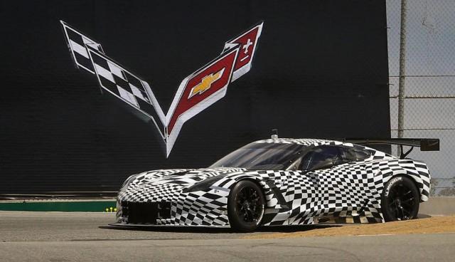 Chevrolet Corvette C7.R Debuts at Mazda Raceway Laguna Seca