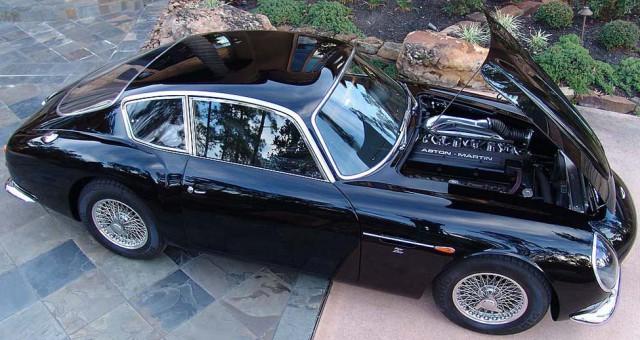 For Sale: Custom-Built 1960 Aston Martin DB4GT Zagato