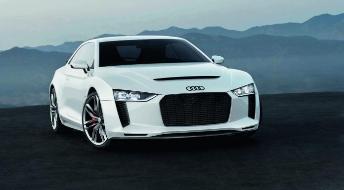 2014 Audi Quattro Concept to use Stretched Audi A6 Platform