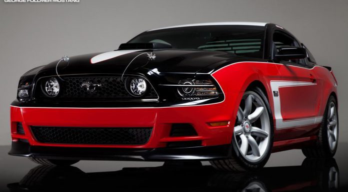 Official: 2014 Saleen George Follmer Edition Mustang