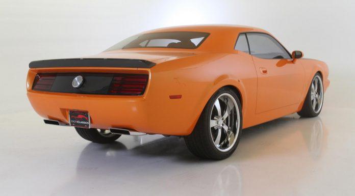 For Sale: 2008 Dodge Concept 'Cuda