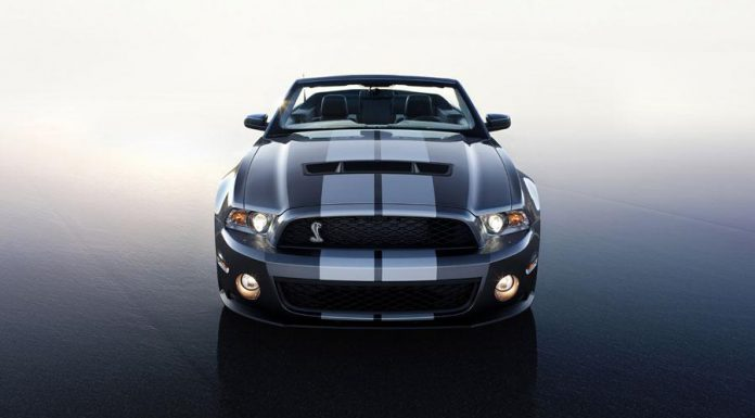 Final 2014 Shelby Mustang GT500 Convertible to be Auctioned