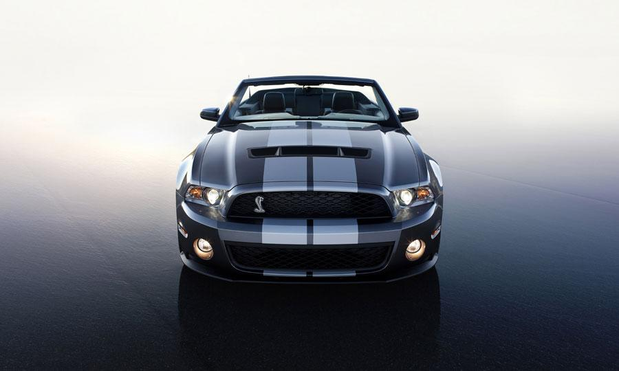 Final 2014 Shelby Mustang GT500 Convertible Sells for $500,000