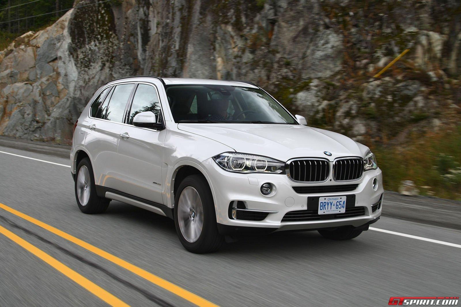 Road Test 2014 BMW X5 XDrive30d Vs XDrive50i