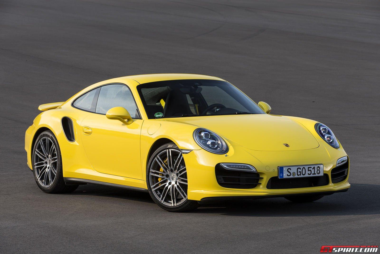 Road Test 2014 Porsche 991 Turbo Turbo S Review
