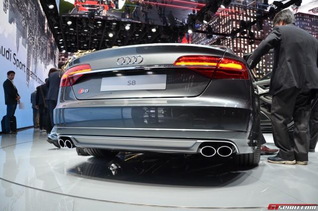 Audi S8 Tuning 2014