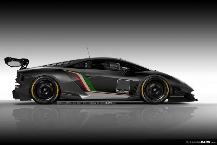 2015 Lamborghini Super Trofeo Racer to be Based on Gallardo Successor