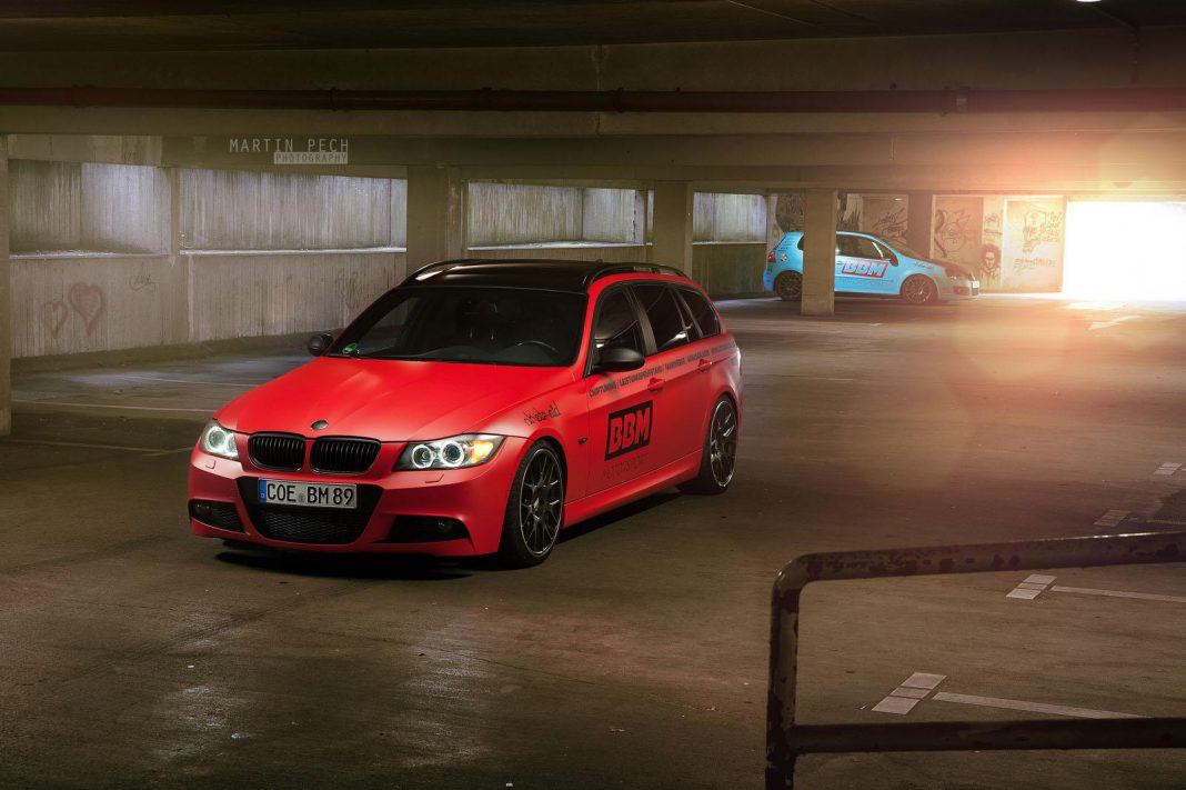 Official: BMW 330d Touring by BBM Motosport
