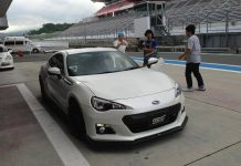 Official: 2014 Subaru BRZ tS