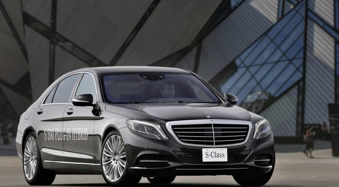 Official: 2014 Mercedes-Benz S500 Plug-In Hybrid