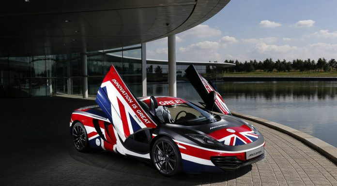 Jenson Button Reveals 'GREAT' McLaren 12C
