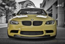 Official: Dakar Yellow BMW E92 M3 by Mode Carbon
