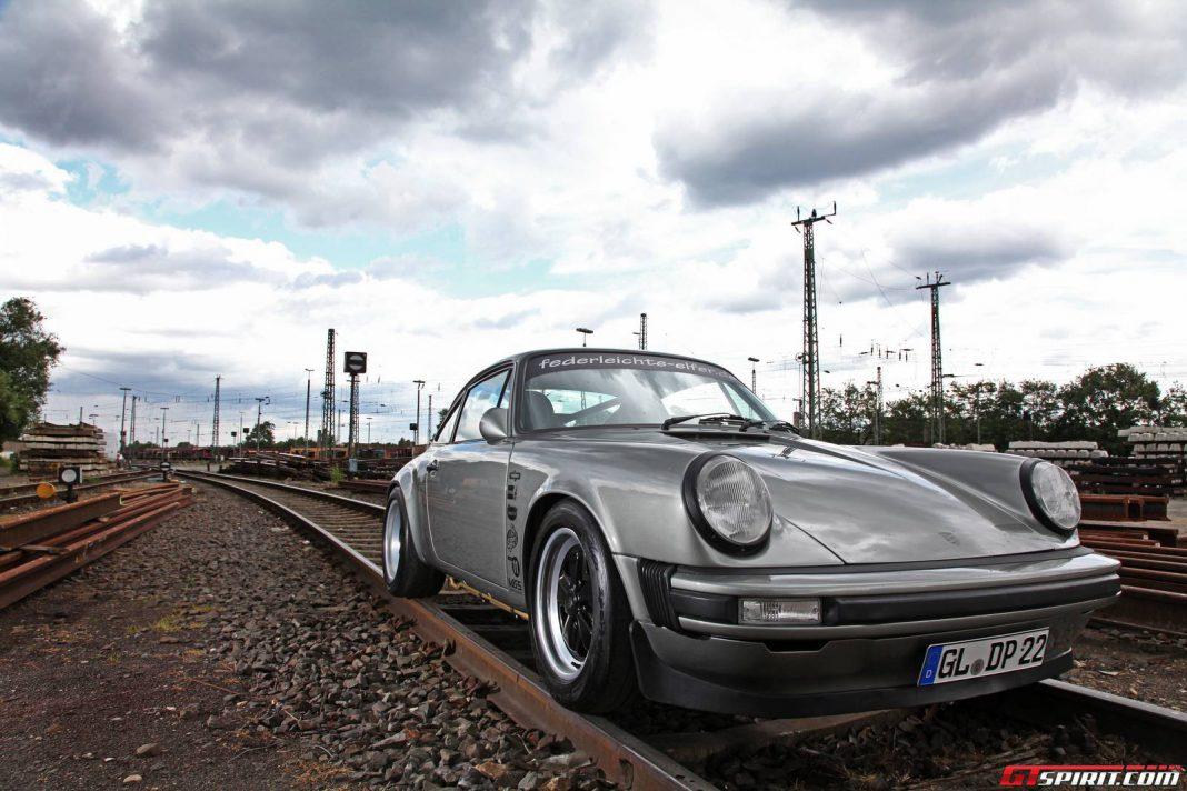 Porsche 911 by DP Motorsports