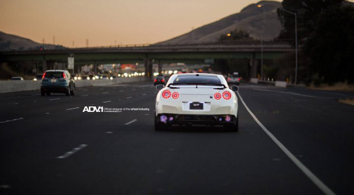 Photo Of The Day: Nissan GT-R Spitting Flames