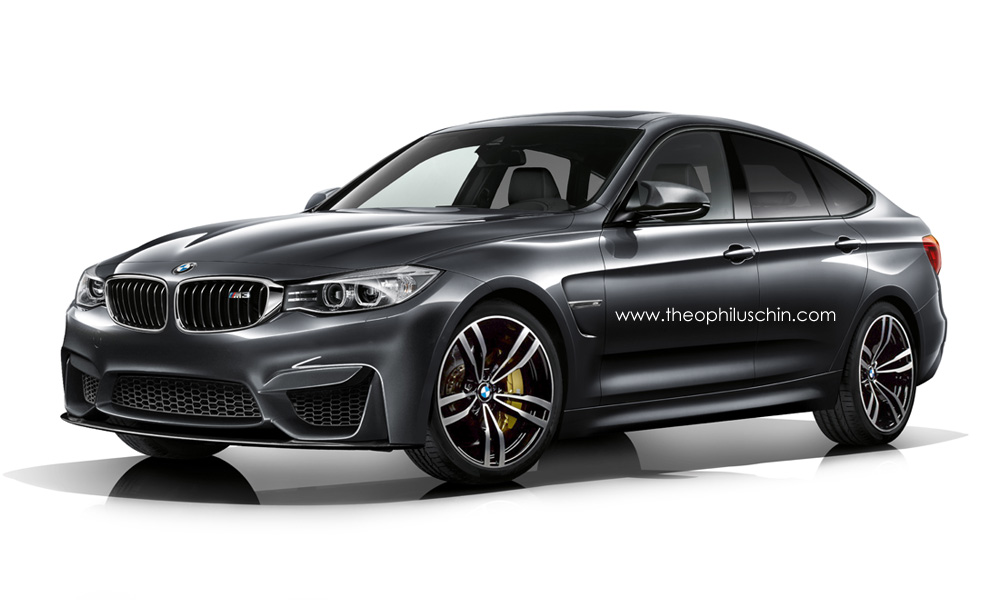 Render: BMW M3 Gran Turismo by Theophilus Chin