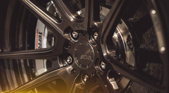 Black Ferrari 458 Italia With Stunning Black ADV.1 Wheels