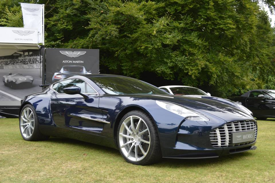 Gallery Aston Martin At The Wilton Classic And Supercars