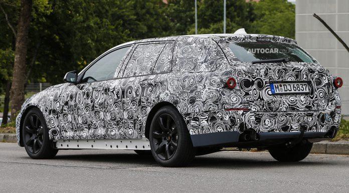 Spyshots: 2016 BMW 5-Series Snapped