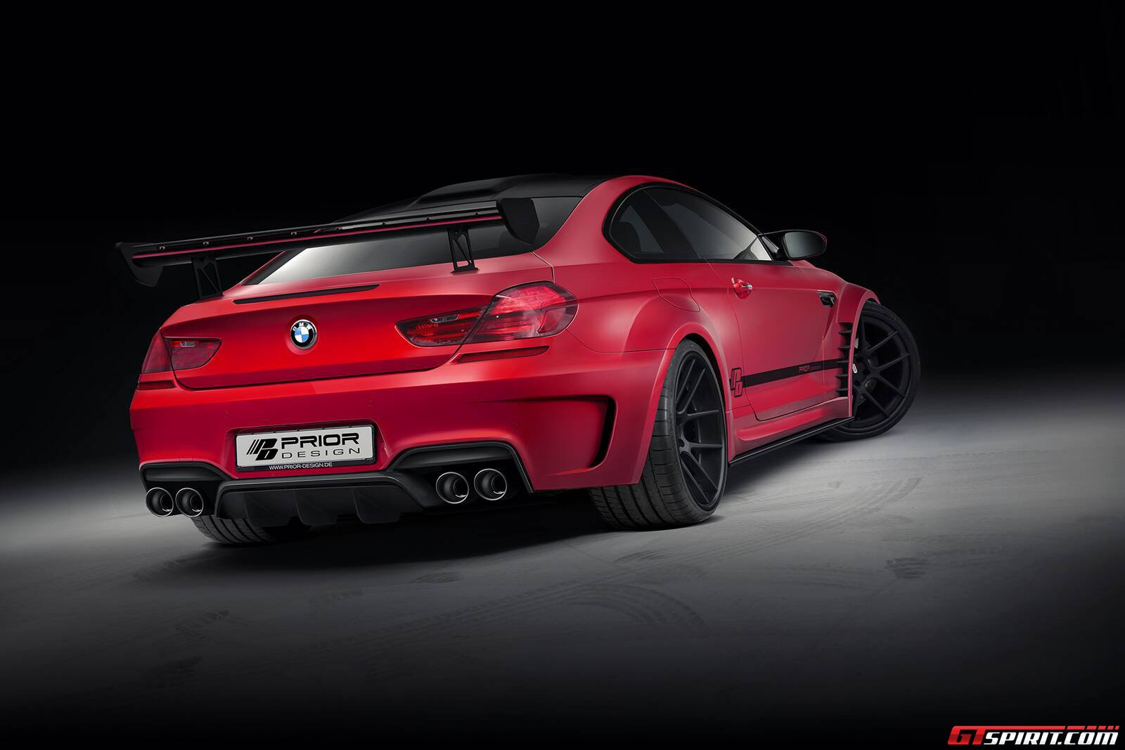 official bmw m6 pd6xx widebody by prior design gtspirit. Black Bedroom Furniture Sets. Home Design Ideas
