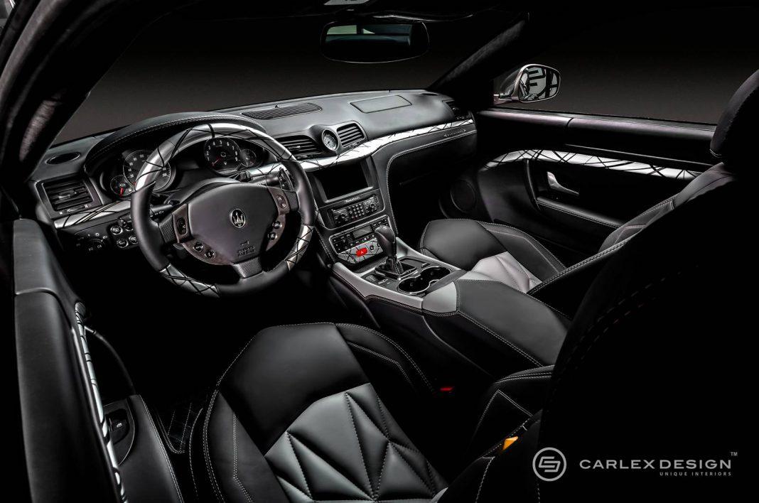Official: Maserati GranTurismo Grandiamond by Carlex Design