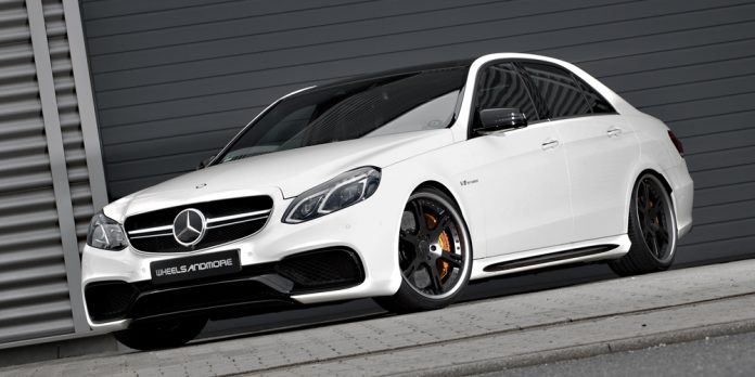 Official: Mercedes-Benz E63 AMG S-Model by Wheelsandmore
