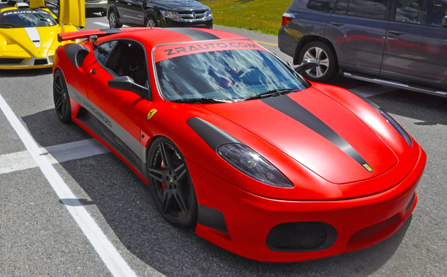 Novitec Rosso Ferrari F430 by ZR Auto