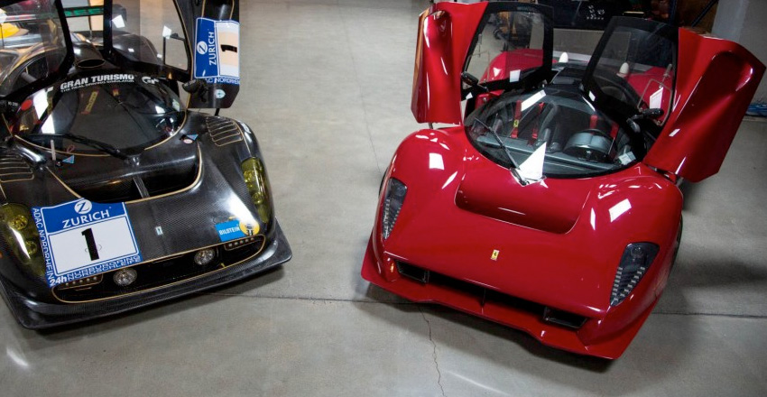 Ferrari P45 by Pininfarina and P45 Competizione