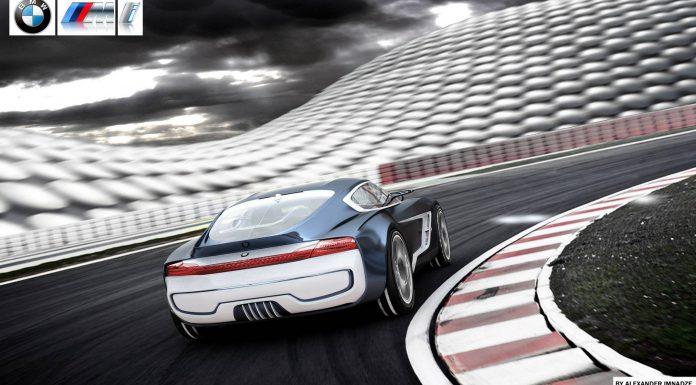 Render: 2015 BMW M.I.Z Concept by Alexander Imnadze