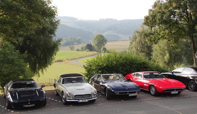 Gallery: Incontro Ferrari-Maserati by Fabian Räker