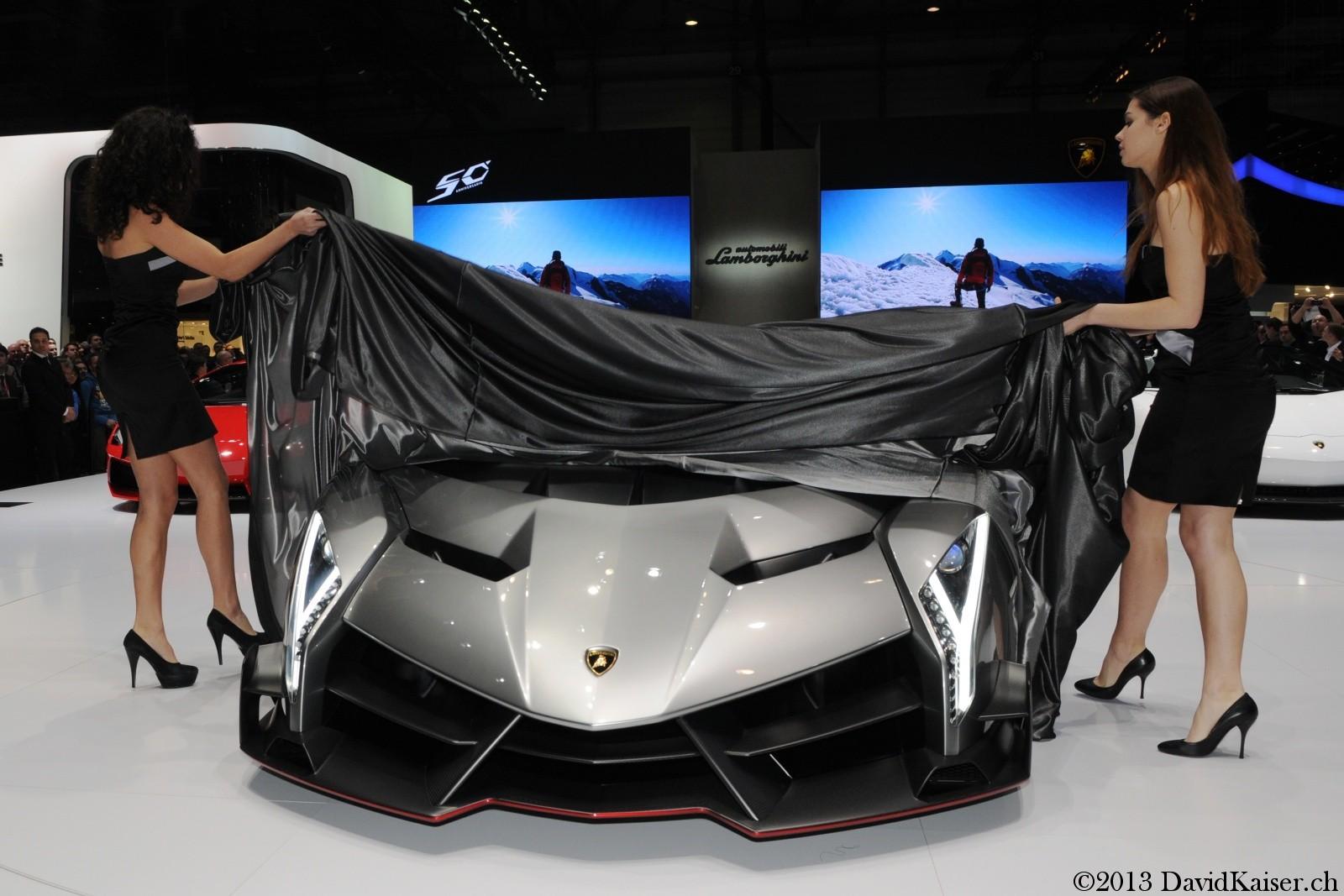 Lamborghini Veneno For Sale >> Lamborghini to Build 9 Veneno Roadsters, Each to Cost $4.4 Million - GTspirit