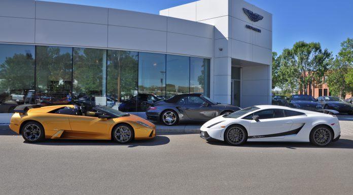 Lamborghini Murcielago and Gallardo Superleggera