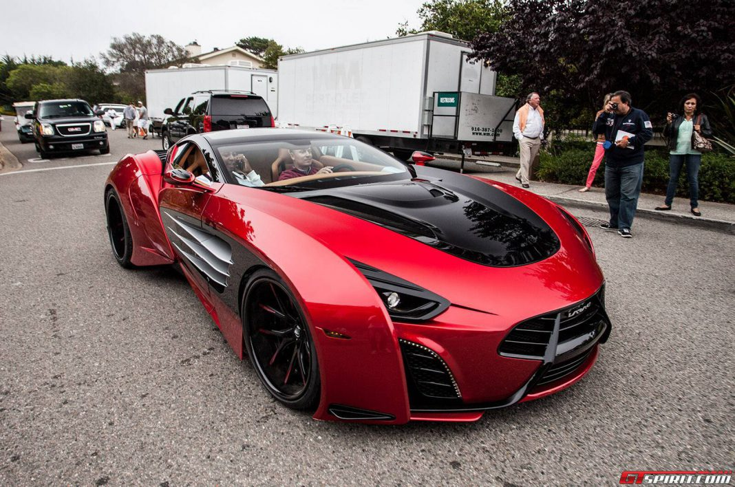 Laraki Design Epitome Concept Features 1,750hp and $2 Million Price Tag