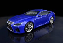 2015 Lexus RC-F To Cost Over $100k, Feature Active Aero and Hit Over 186mph!