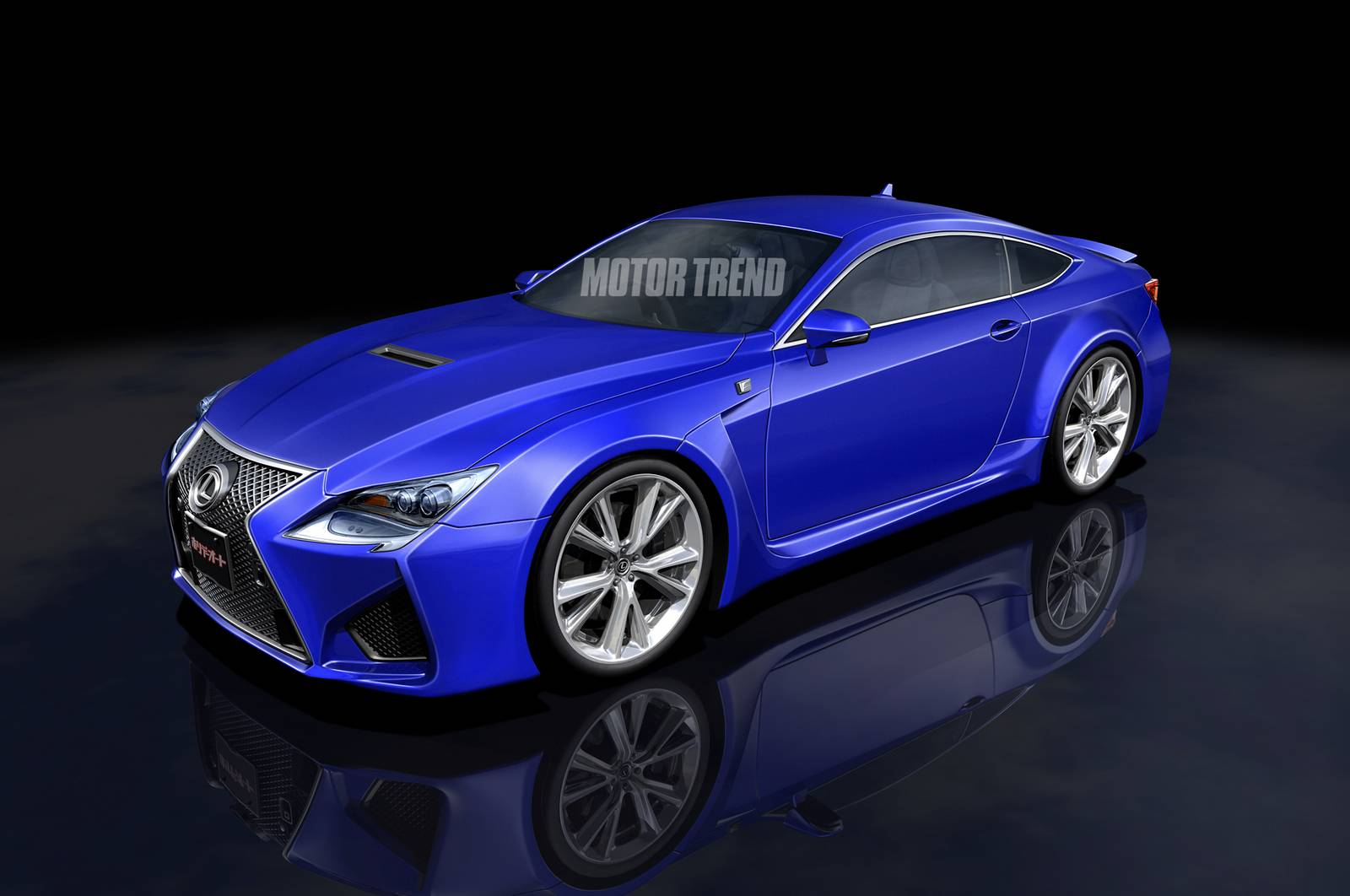 2015 Lexus RC-F To Cost Over $100k, Feature Active Aero and Hit Over