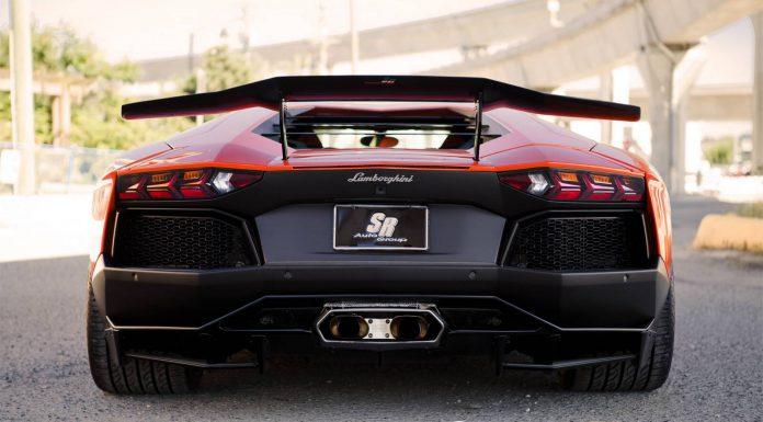 Liberty Walk Lamborghini Aventador by SR Auto Group