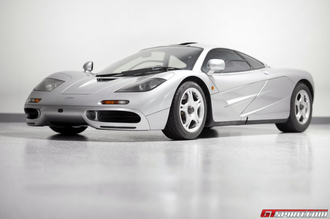 McLaren F1 at Auction